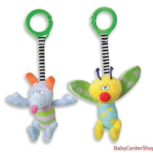 Taf Toys Chime Bell Rattles felakasztható csörgő