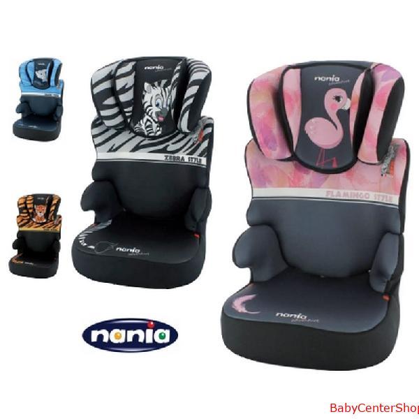 fbb23f8680 Nania Befix Animals 15-36kg - BabyCenter Web Shop - webáruház, webshop