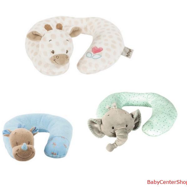 Nattou plüss nyakpárna - BabyCenter Web Shop - webáruház 81d2c98edb