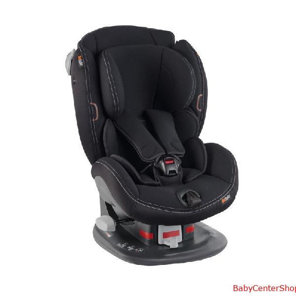 BeSafe iZi Comfort X3 --50 Car Interior Black