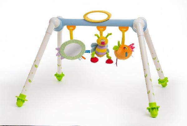 Taf Toys bébi tornázó összecsukható Take-to-play baby gym 11605