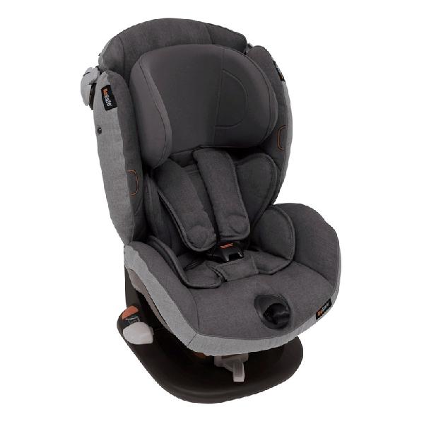 BeSafe iZi Comfort X3 --02 Metallic Mélange