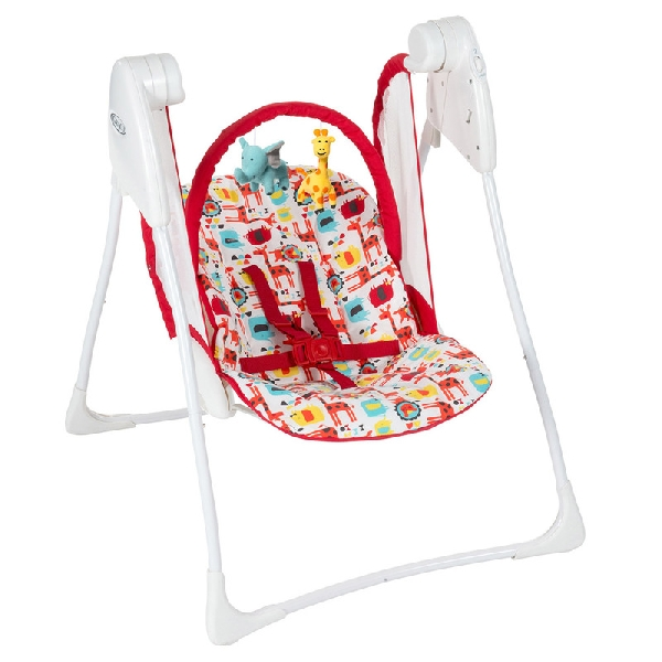 Graco Baby Delight elektromos hinta --Wild Day Out