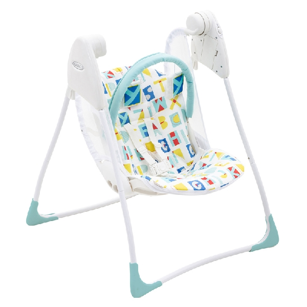 Graco Baby Delight elektromos hinta --Block Alphabet