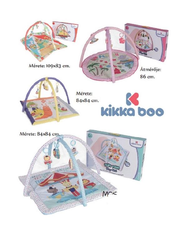 Kikka Boo  játszószőnyeg játékhíddal