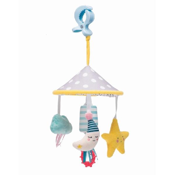 Taf Toys Pram Mobile Mini Moon csíptethető játék --12095