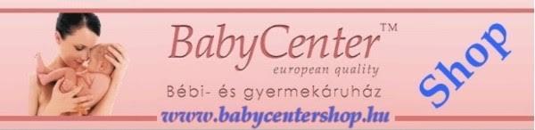 Üdvözöljük a Baby Center Shop weboldalán! 254b980c3c